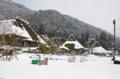 京都新聞写真コンテスト茅葺きの冬