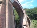 [アプト道]第3橋梁(めがね橋)