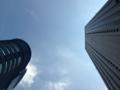 [高層ビル]サンシャイン60と旧アムラックス東京