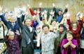 20111121170747 福島県議選で日本共産党3⇒5へ躍進