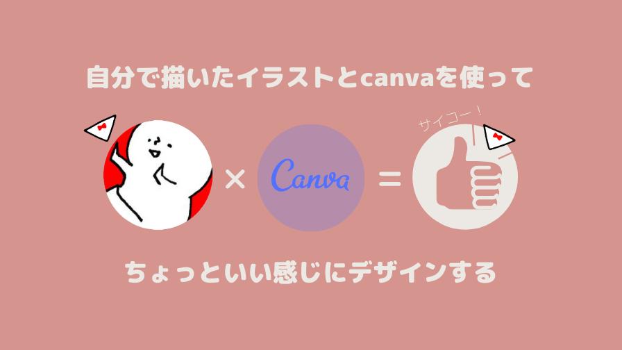 canvaで作ったブログアイキャッチ