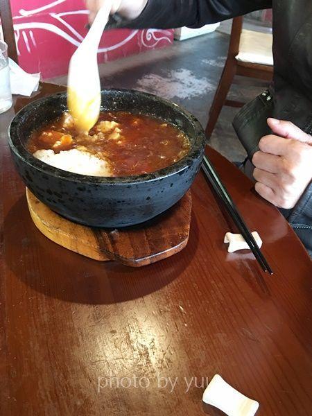 チャイナワンの麻婆飯