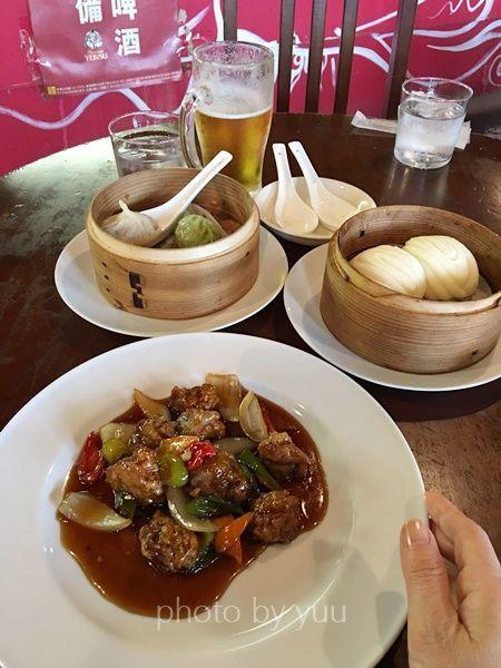 チャイナワンの酢豚