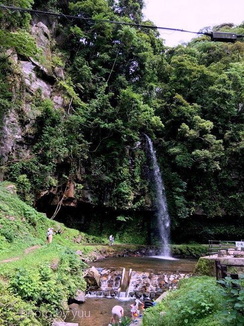 神川大滝公園の小滝