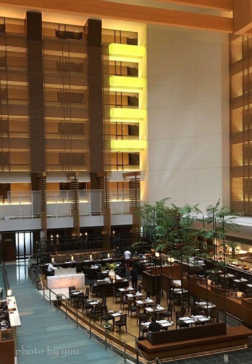 ストリングスホテル東京インターコンチネンタルレストラン
