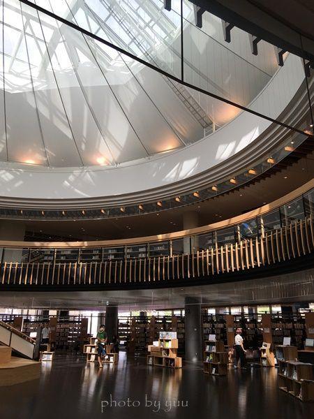 都城市の図書館