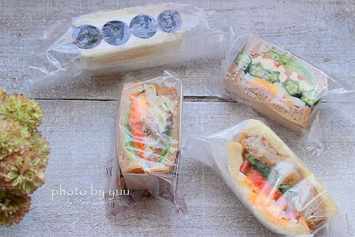 宮崎のサンドイッチ専門店