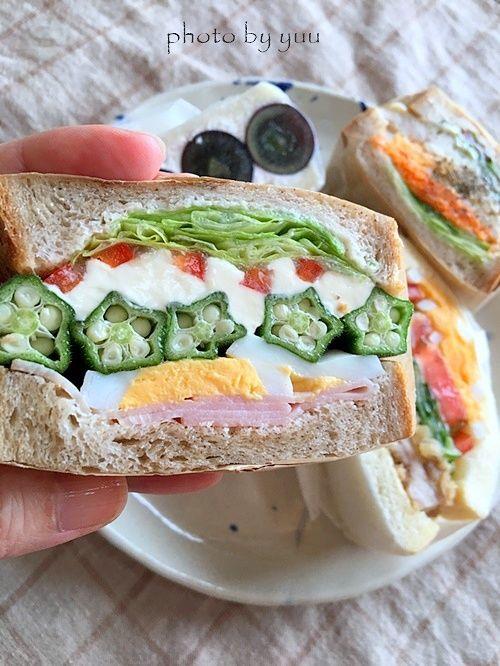 美味しい手作りサンドイッチのお店