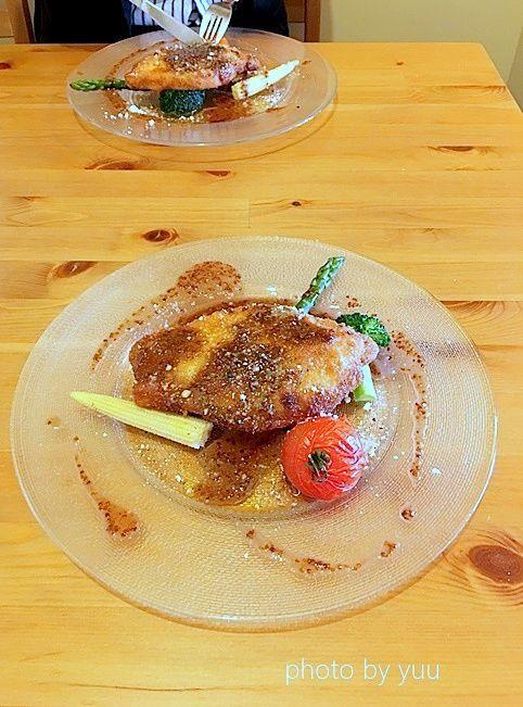 イタリア料理坂元食堂のランチ