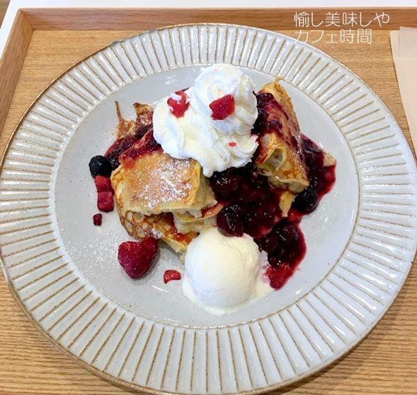 九州パンケーキのフレンチトースト