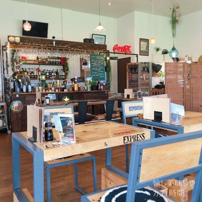 KAGONMARCHE(カゴンマルシェ)のレストランカフェ