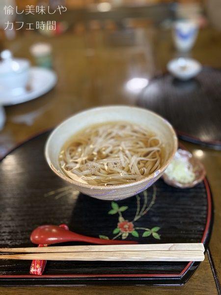 霧島蕎麦処かわぐちの蕎麦