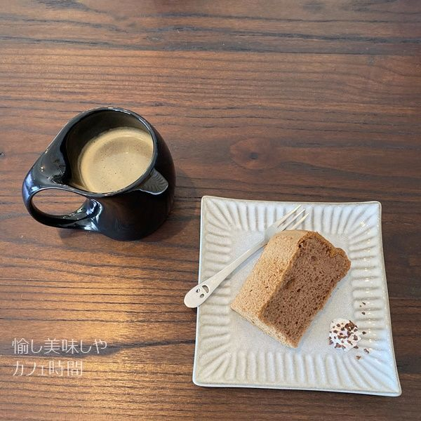 Dazzle cafe standのランチセットデザート