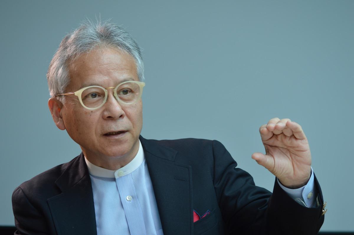 MITメディアラボ教授 石井裕氏