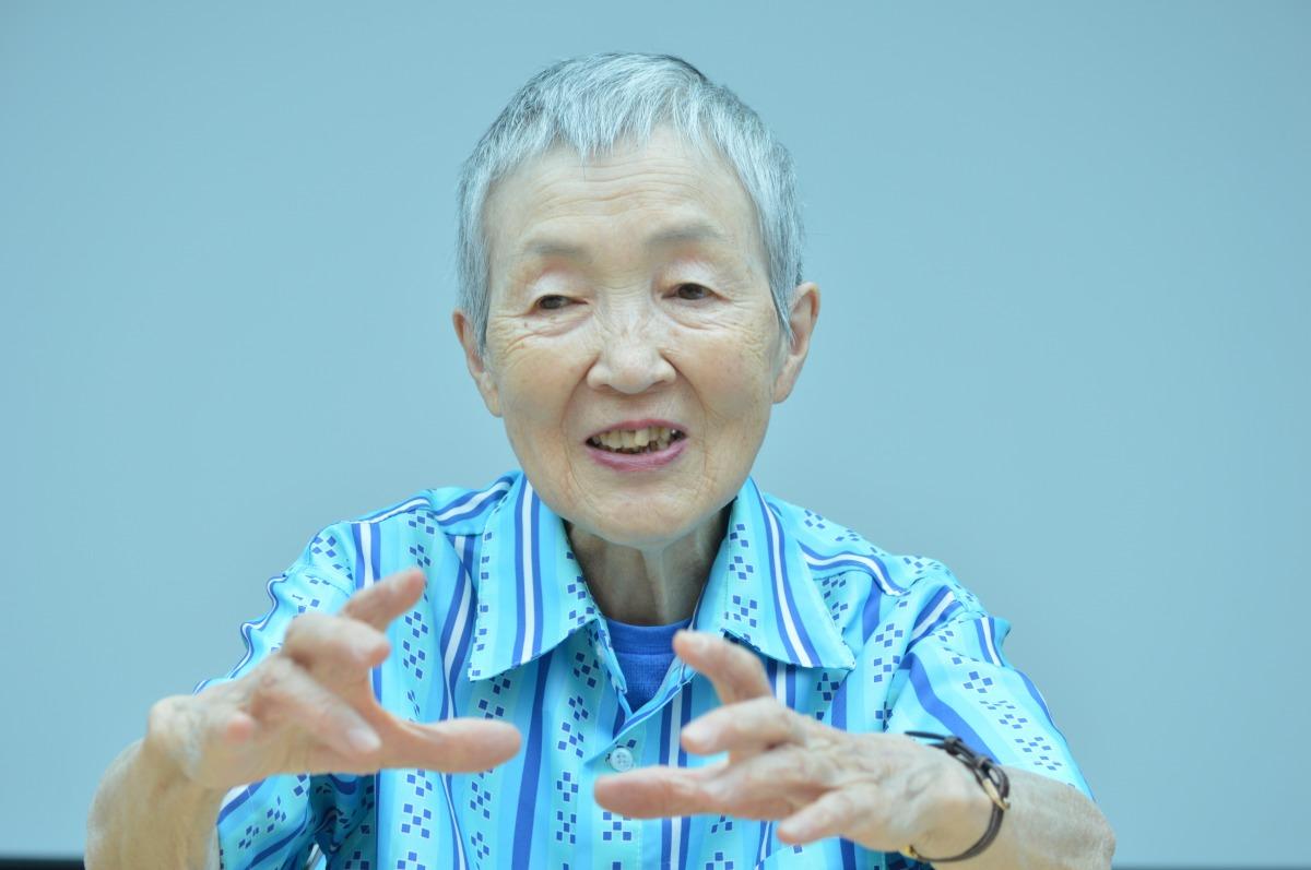 若宮 正子さん