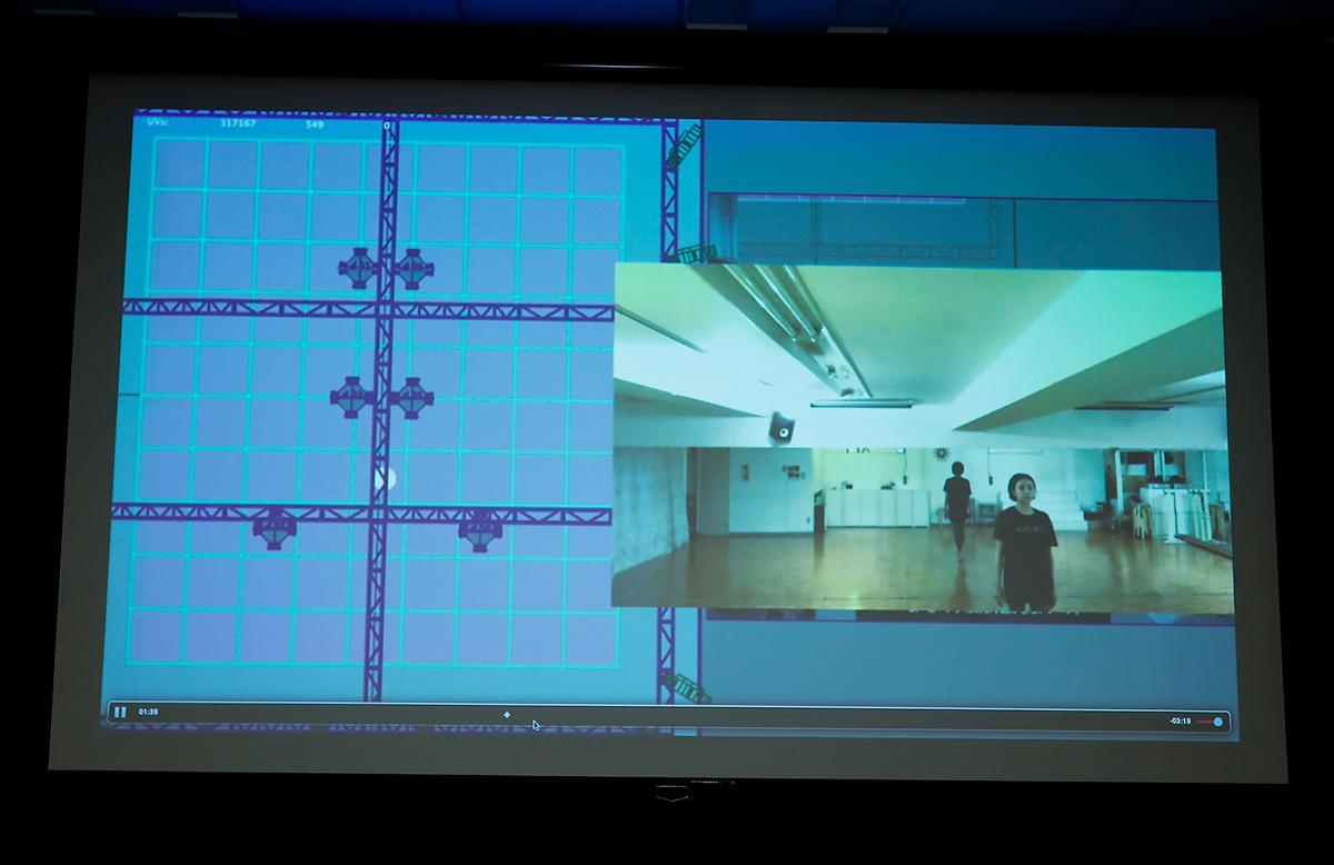 Rhizomatiks真鍋大度×MIKIKOによる「ライブパフォーマンス×テクノロジー」