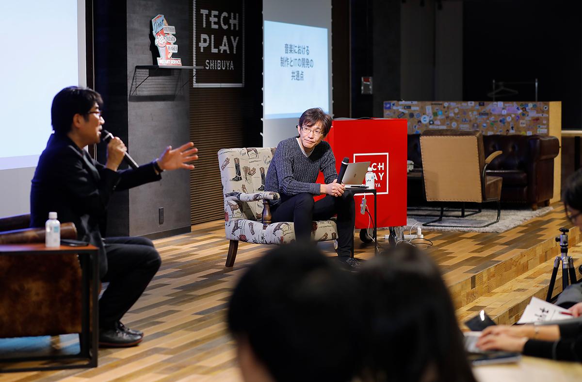 亀田誠治氏と及川卓也氏が語る「音楽×テクノロジー」