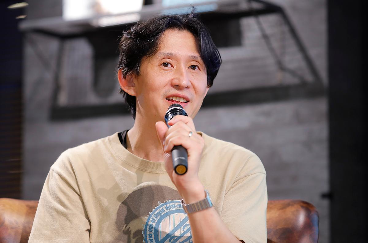 川島優志氏