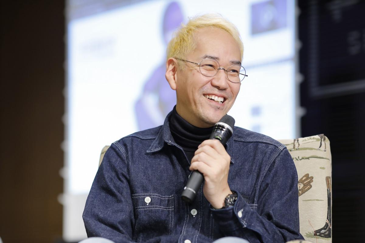 神山健治監督と川島優志氏対談