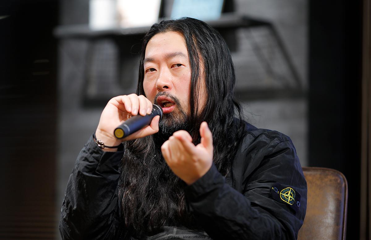 明石ガクト氏