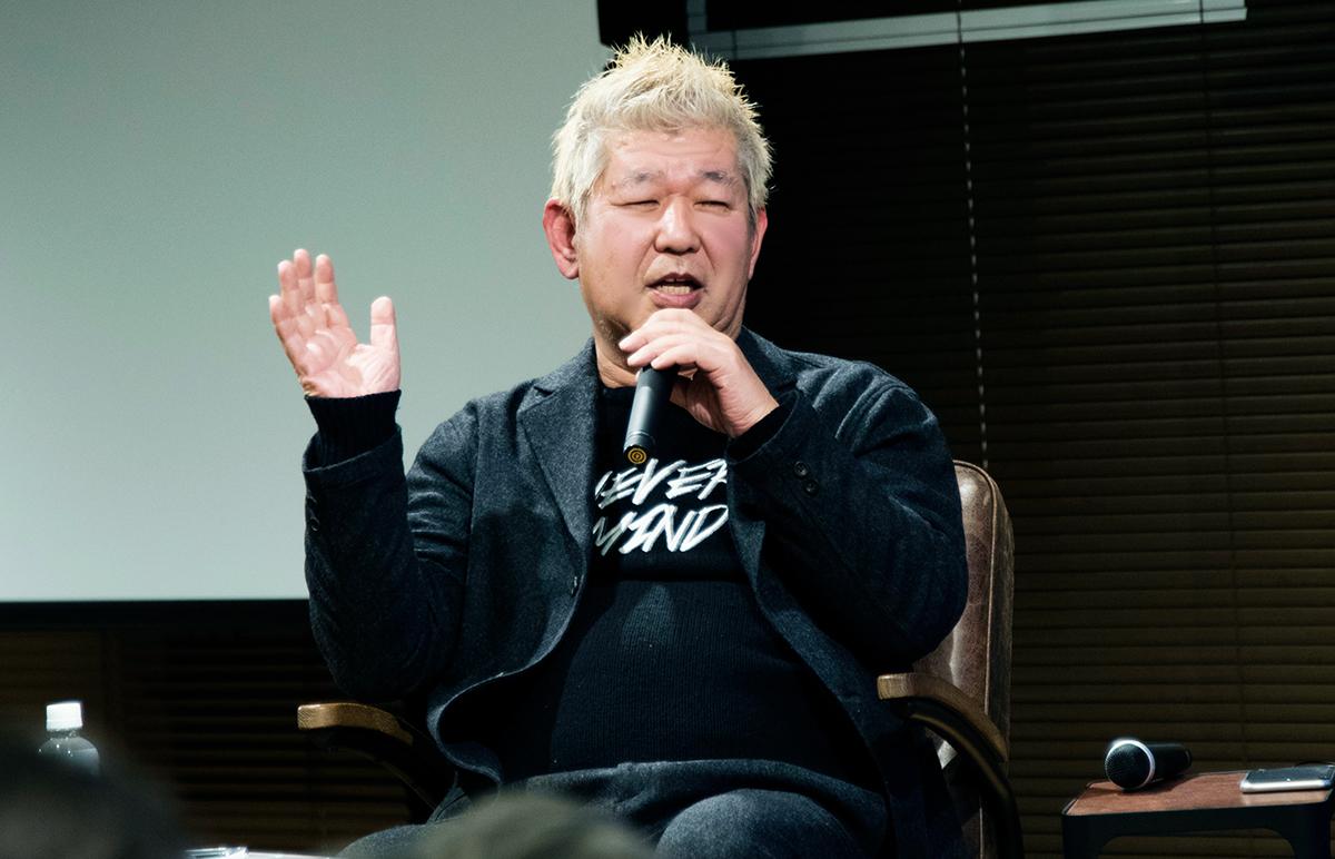 日本テレビ土屋敏男氏