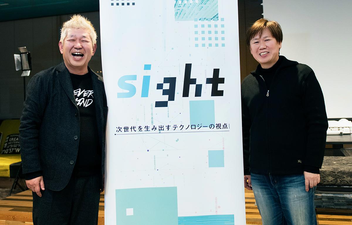 日本テレビ土屋敏男氏×バスキュール朴正義氏