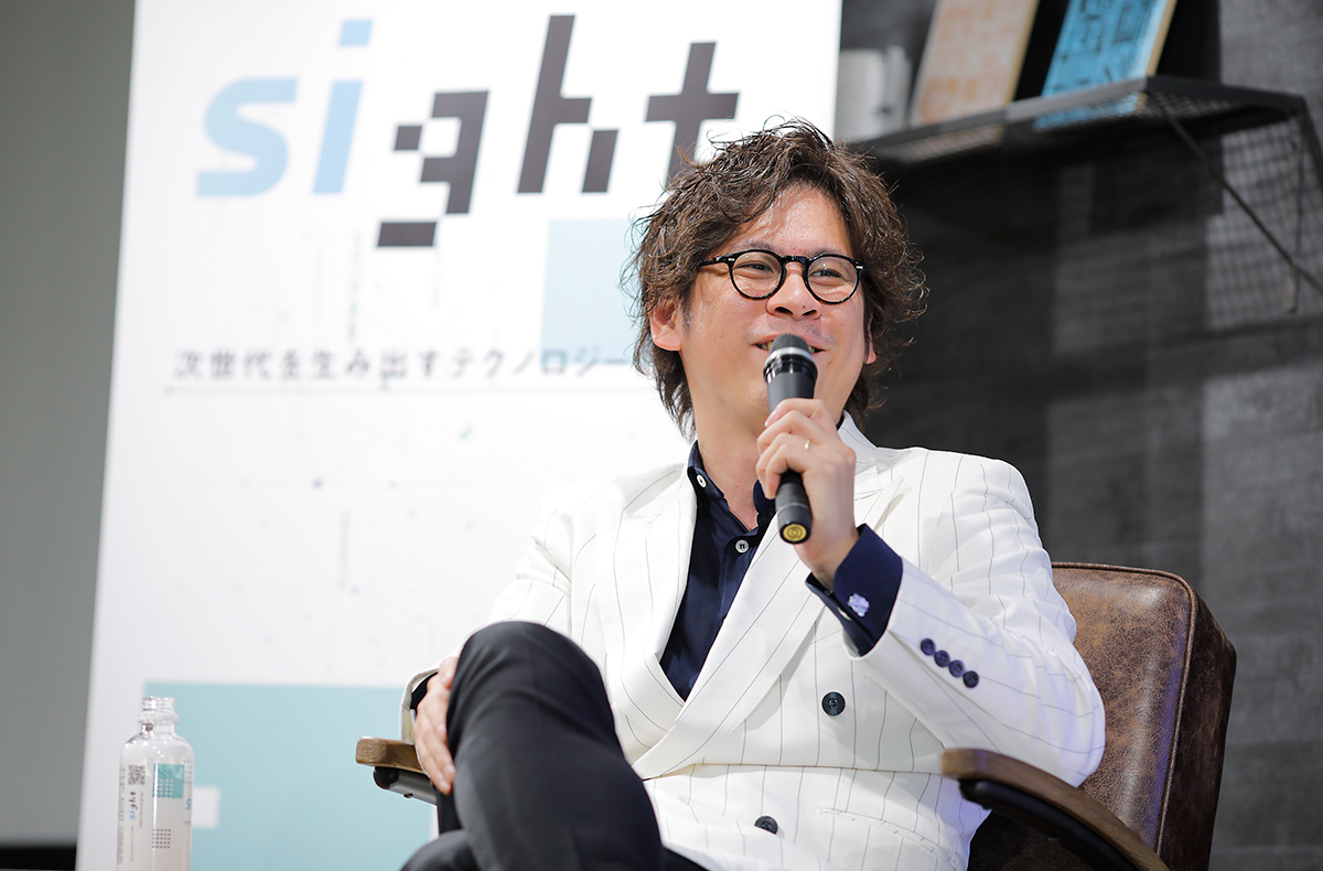 小田島春樹氏