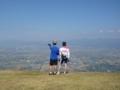 グライダー山からの眺望