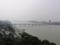 六和塔から銭塘江を望む