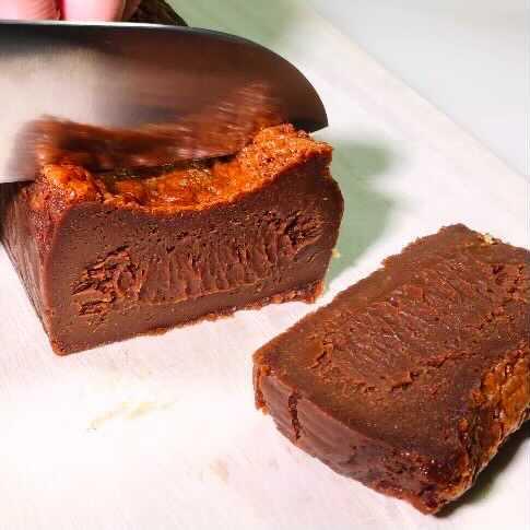てぬキッチンさんの濃厚ガトーショコラ