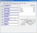 「Core i3 2100」+「H67オンボード」+「メモリ4GB」+「2.5 HDD 5400rpm」の結果