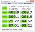 intel SSD 510 シリーズ 128GB
