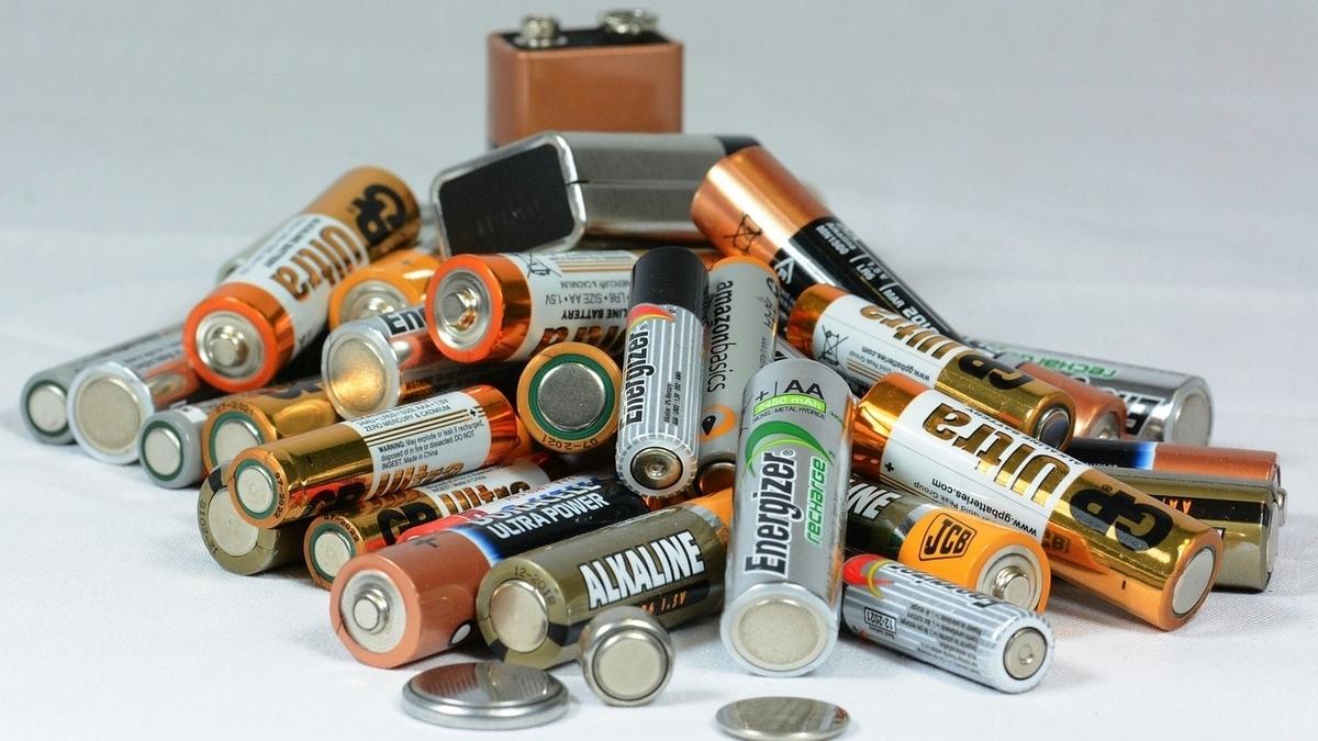電池の保管・扱い方【混ぜるな危険】