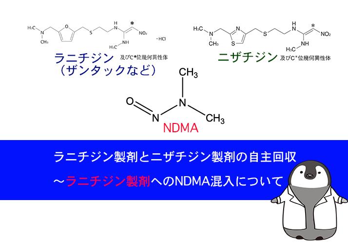 ジメチル ニトロソアミン