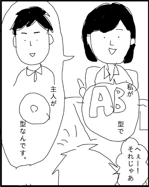 は ない 生まれ から o ab