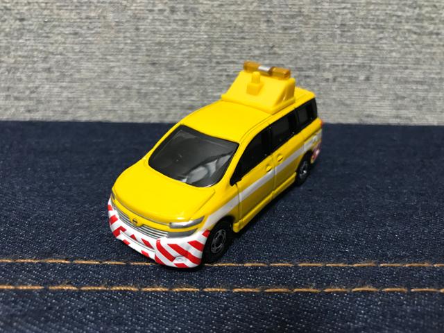 トミカNO.88 日産エルグランド 道路パトロールカー