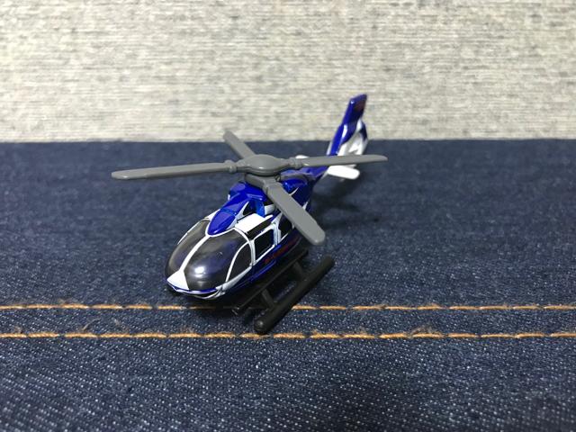 トミカNO.104 BK117 D-2 ヘリコプター