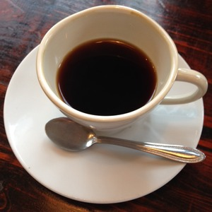 カブトスカフェのコーヒー