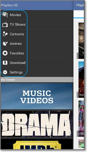 Play Box HD Movie App For PC, PlayBox HD APK