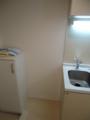 504号室 冷蔵庫置き場