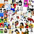 2004~2007年に描いたDB絵ログ