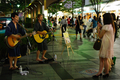[Street live][【♪】くろ音子][【♪】080725@錦糸町][TAMRON SP AF28-75mm F2.8][人物]
