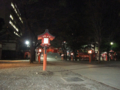[試し撮り][新宿][神社仏閣]FujiFilm FinePix F200EXR にて撮影|ISO-1600