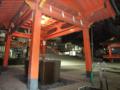 [試し撮り][新宿][神社仏閣]FujiFilm FinePix F200EXR にて撮影|iフラッシュ使用
