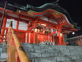 [試し撮り][新宿][神社仏閣]FujiFilm FinePix F200EXR にて撮影