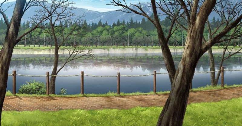 サクラクエストに出てくる桜池