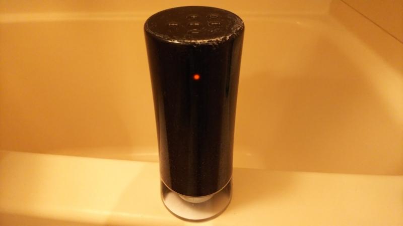 お風呂で使えるスピーカー
