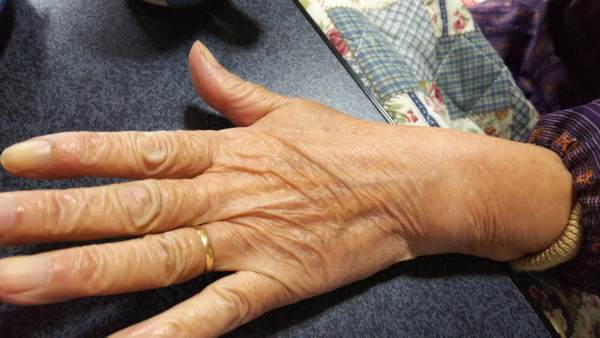 祖母の指輪