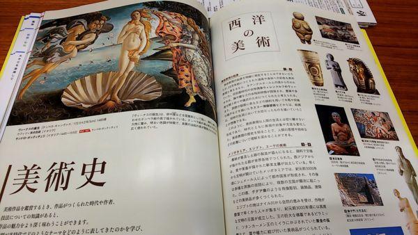 美術の教科書