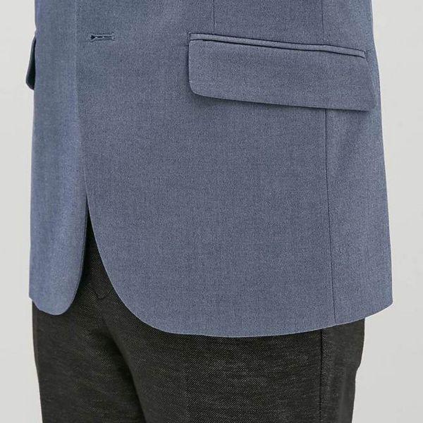 フラップ付きのポケット